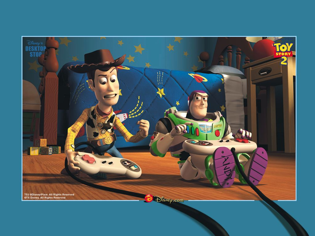 Toy story desktop