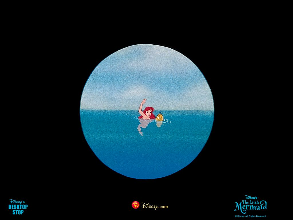 Little mermaid disney