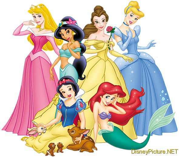 Disney Princess colouring photo or wallpaper