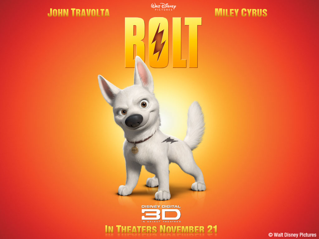 Bolt movie 1024