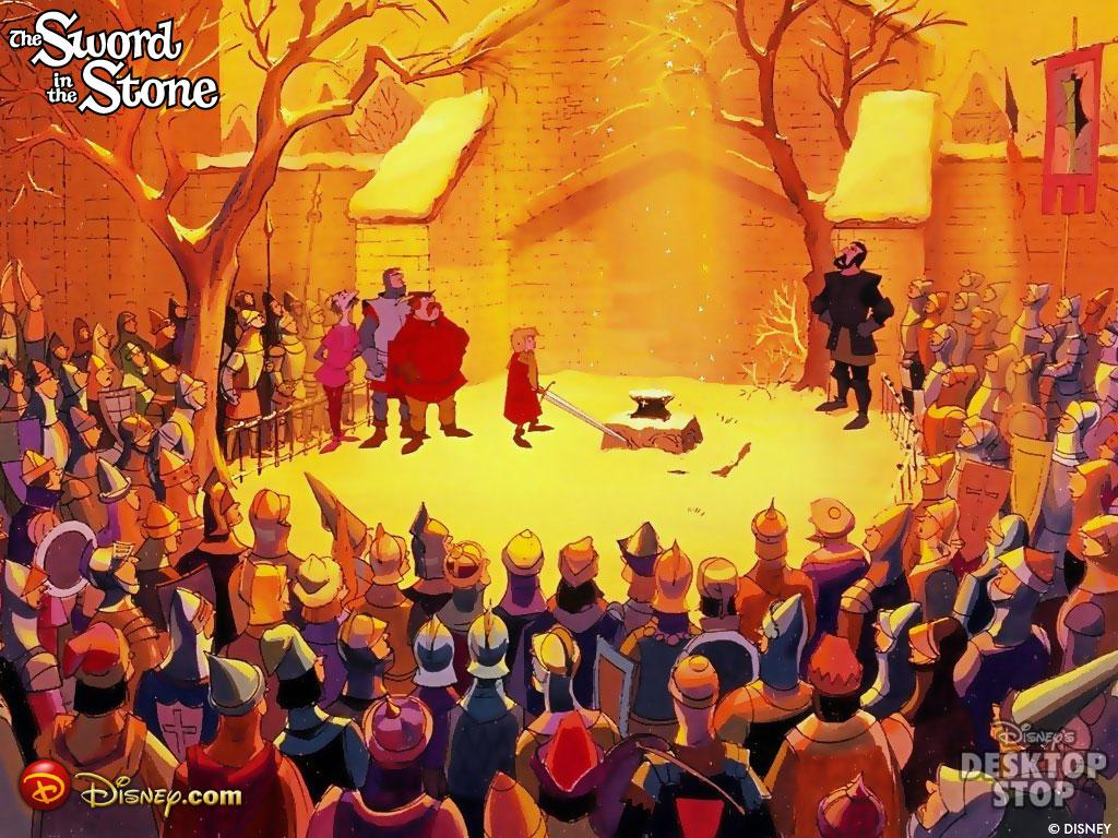 Disney Sword Stone 1024x768 Wallpaper Disney Sword Stone 1024x768