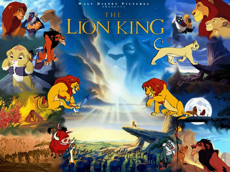 The Lion King Anime