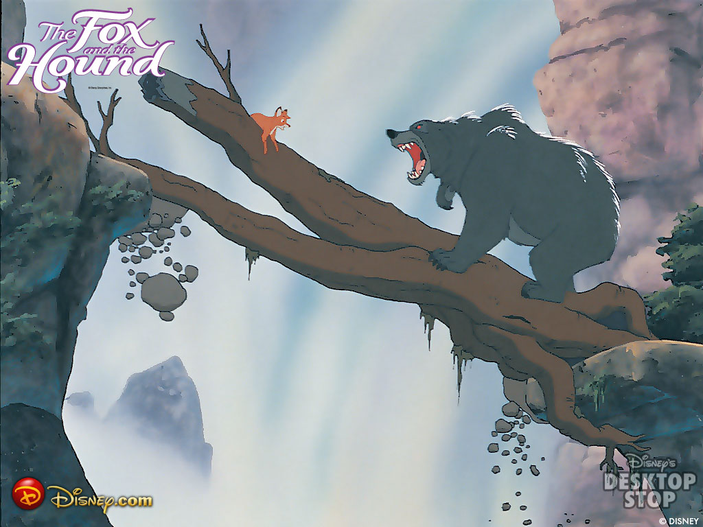 Fox and the Hound desktop