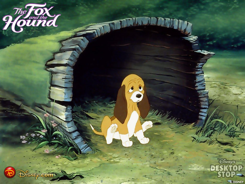 disneys foxhound