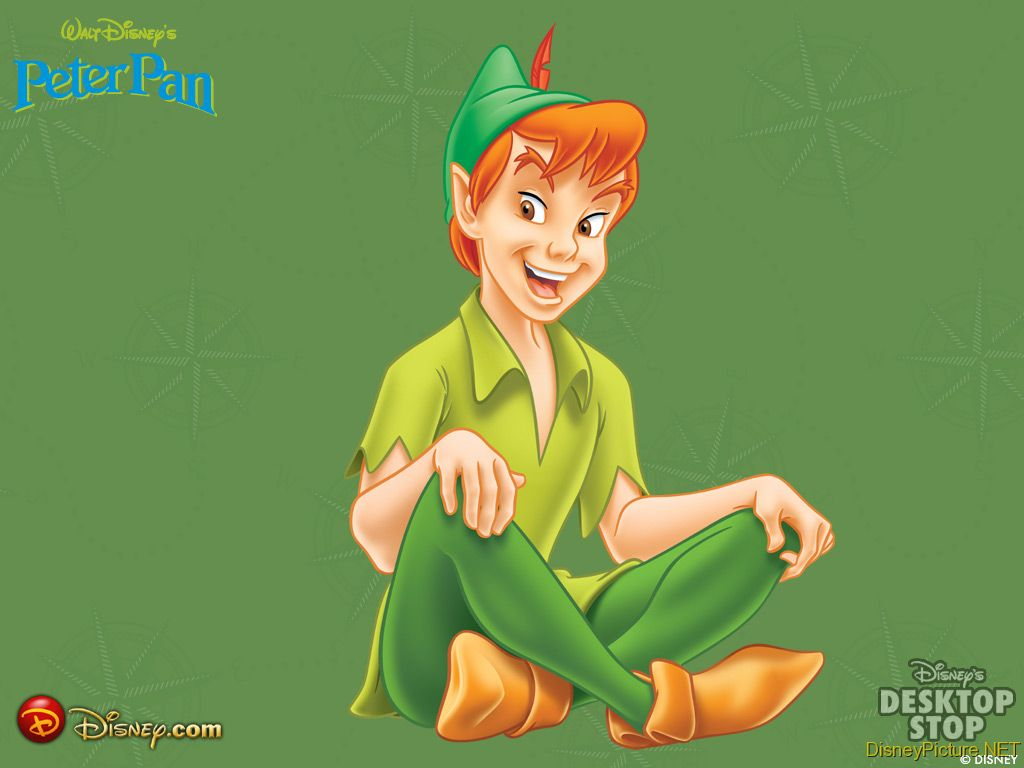 Peter-Pan-wallpaper