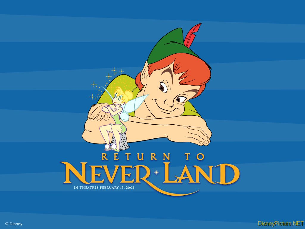 Peter Pan-wallpaper
