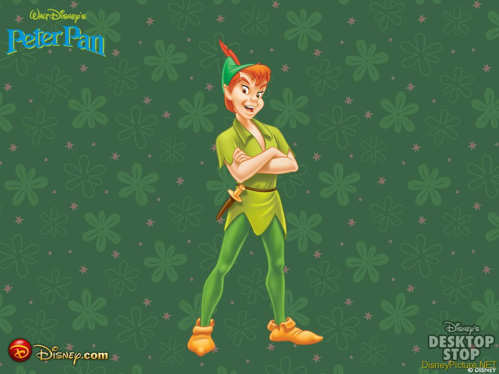free Peter Pan wallpaper