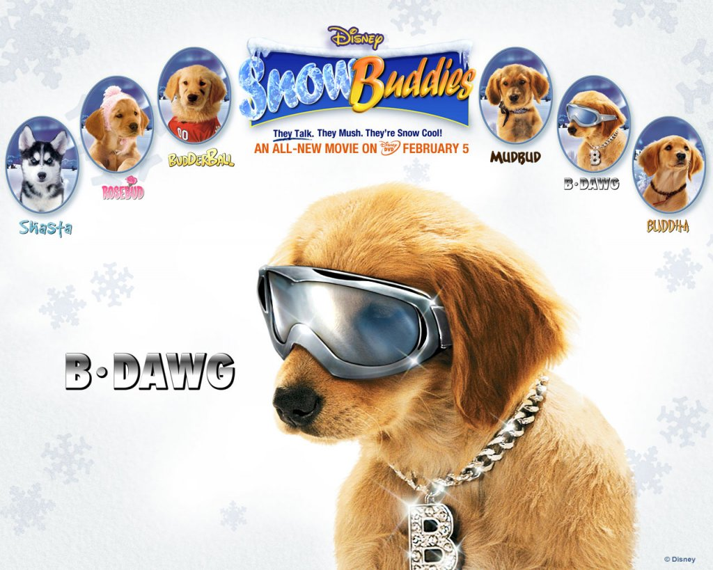 snow buddies bdawg