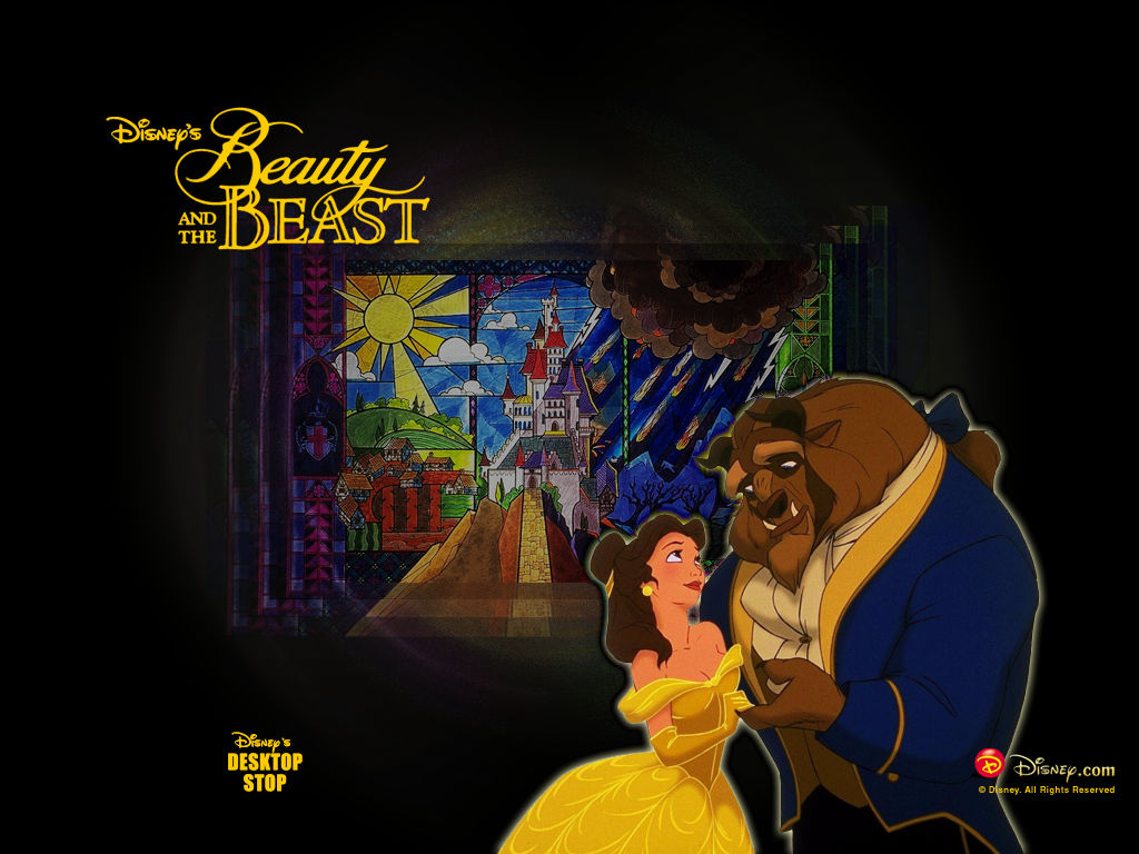 Beauty And The Beast Disney Wallpaper Beauty And The Beast Disney