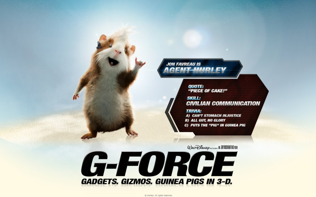G-Force Hurley