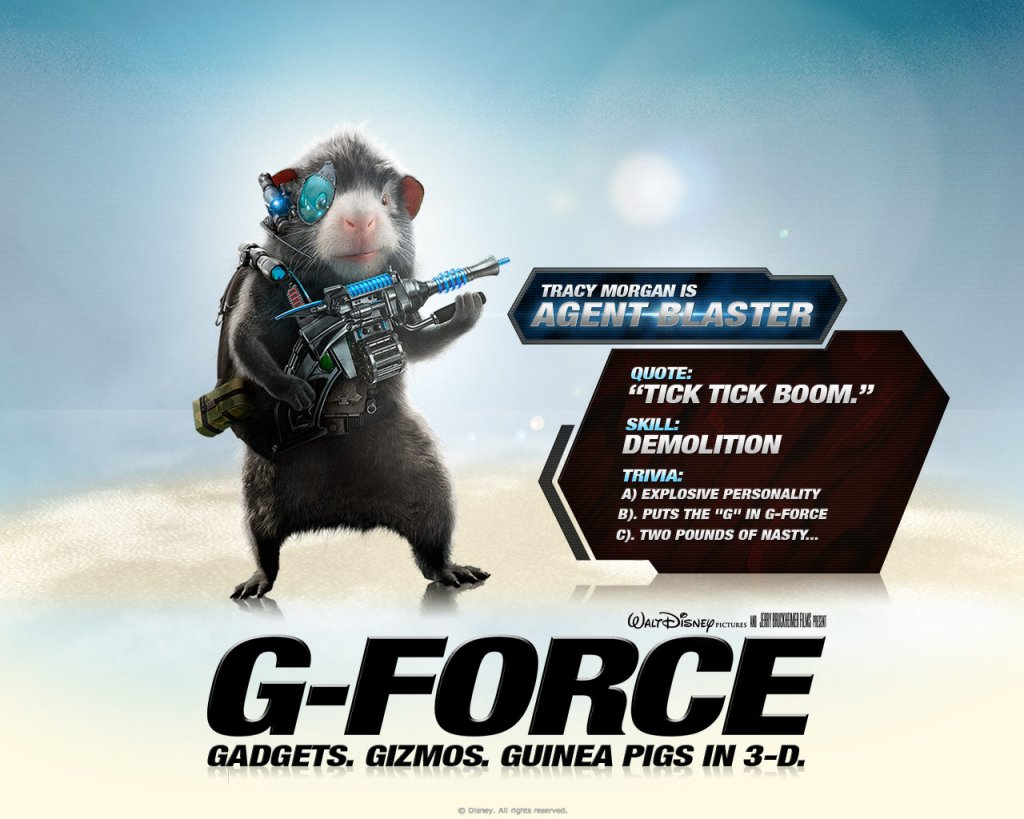 g force-agent-blaster