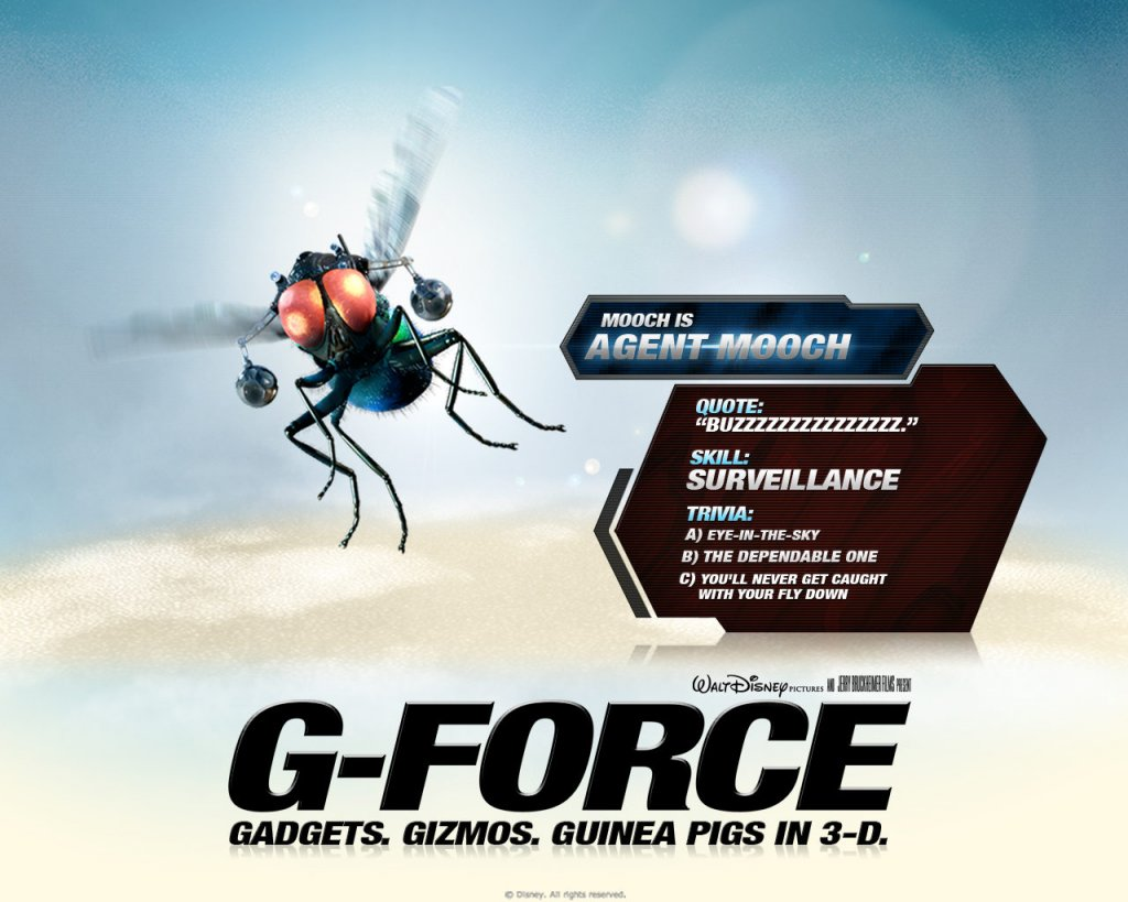 g force-agent-mooch