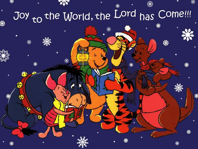 winnie the pooh christmas winnie the pooh pictures gallery - Pooh Christmas