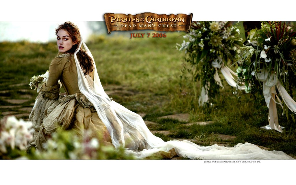 Disney-Wallpaper-Keira Knightley Dead Mans Chest Wallpaper 1280