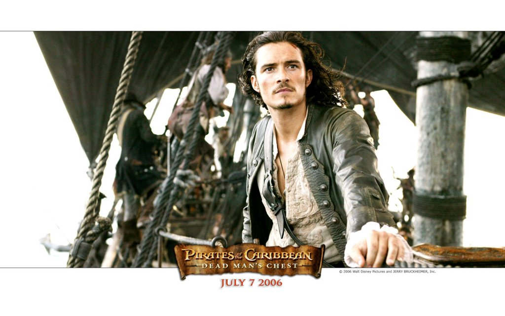 Disney-Wallpaper-Orlando Bloom- Dead Mans ChestWallpaper 1024