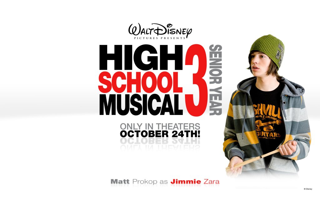 Disney-Wallpaper-High School Musical-3