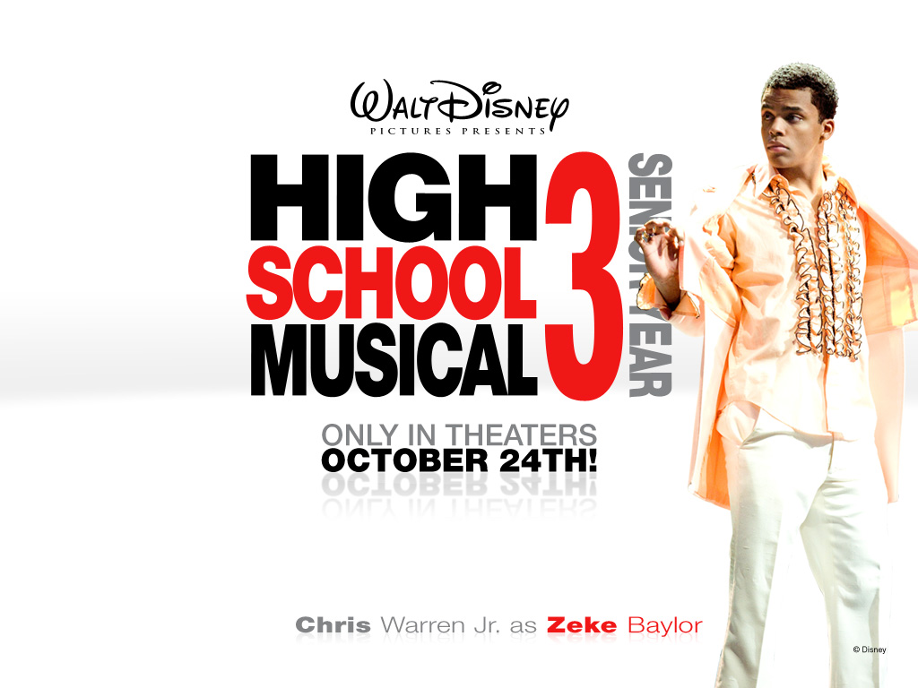 Disney-Wallpaper-chris-warren-High School Musical-3