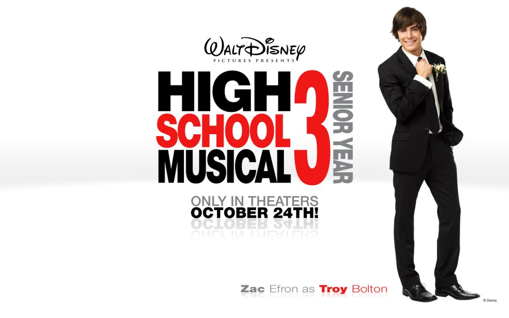 Disney-Wallpaper-high school musical 3