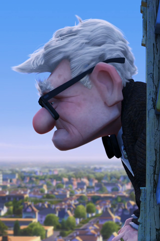 Disney-Wallpaper-up-carl-fredricksen-iphone