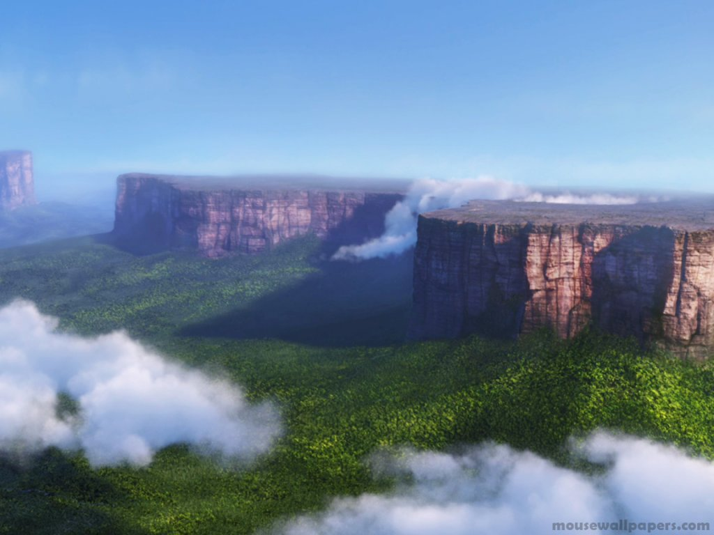 Disney-Wallpaper-up-clouds-south-america-plateau-normal