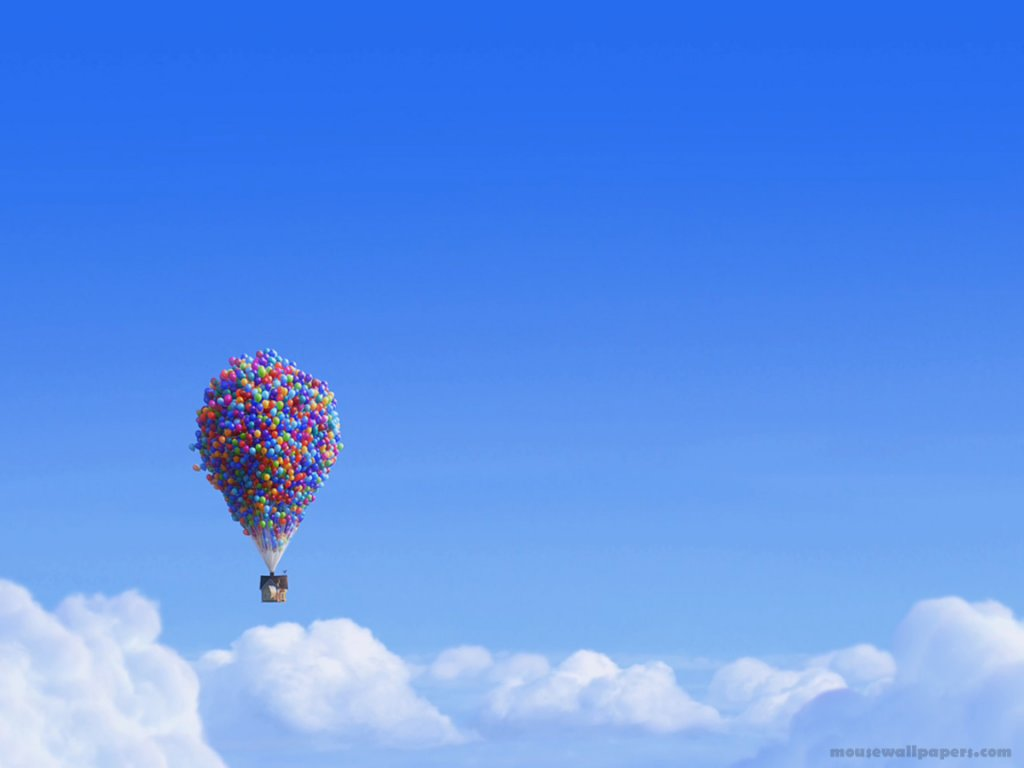 Disney-Wallpaper-up-house-ballons-normal