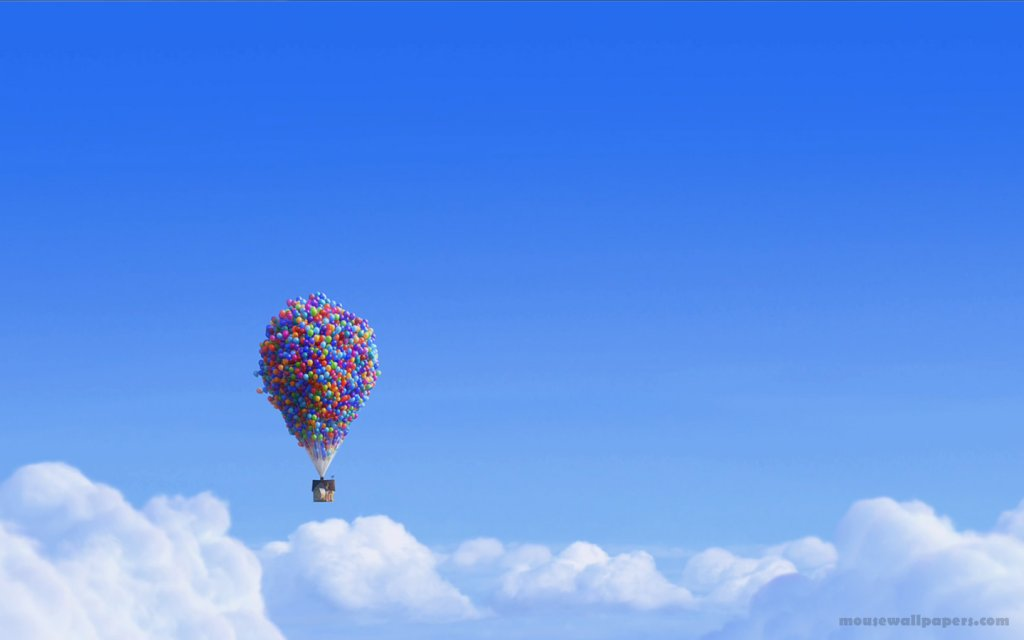 Disney-Wallpaper-up-house-ballons-widescreen