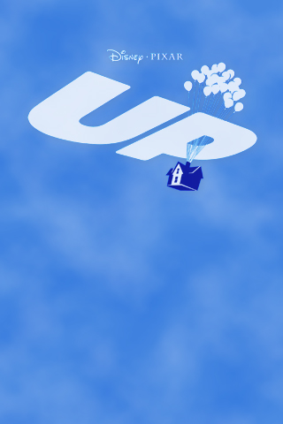 pixar up wallpaper dug. Disney-Wallpaper-up-logo-