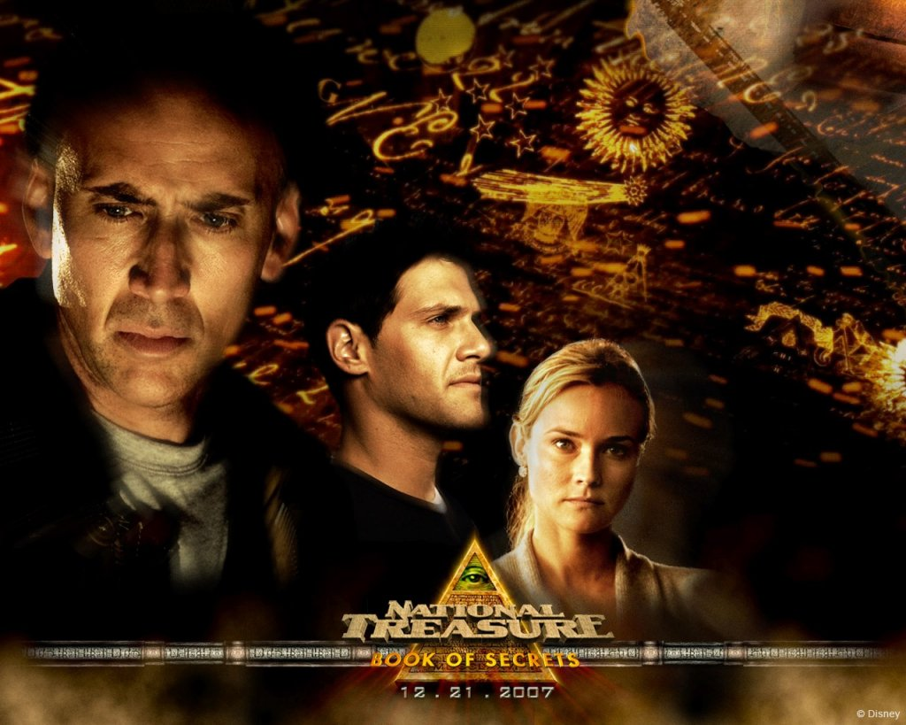 Disney-Wallpaper-national treasure  desktop