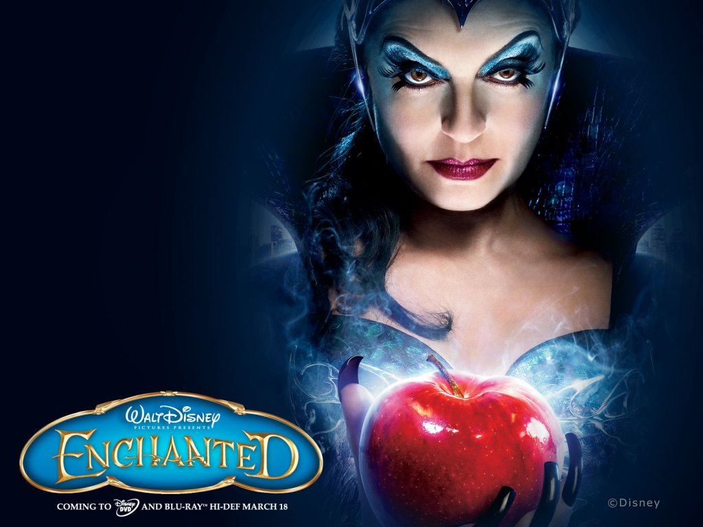Disney wallpaper Enchanted 1600 1200