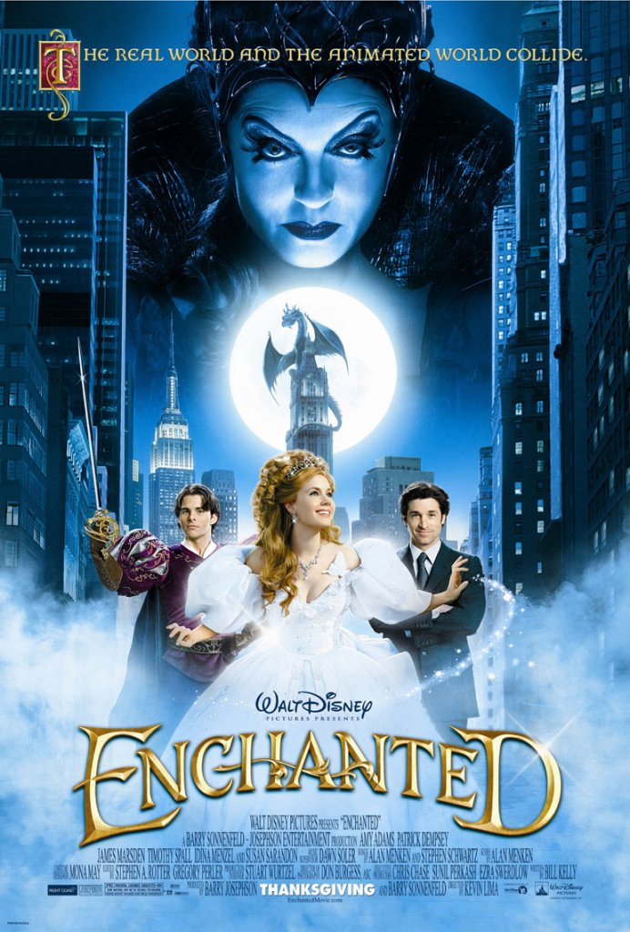 Disney wallpaper enchanted-poster