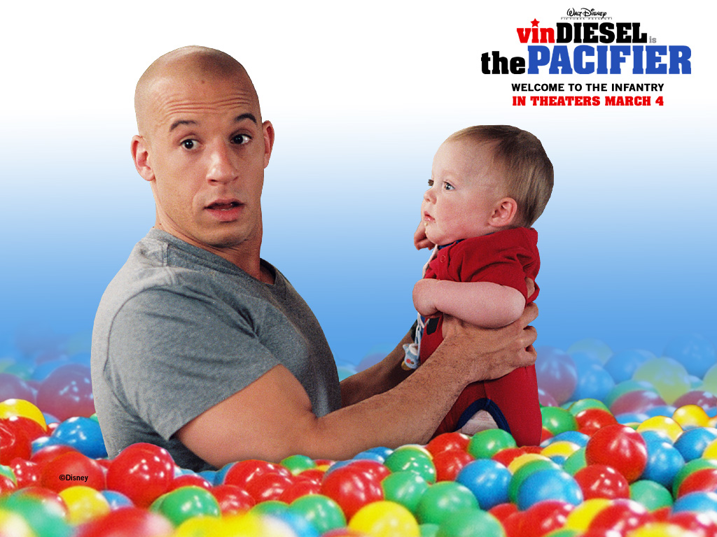 The Pacifier Vin Diesel