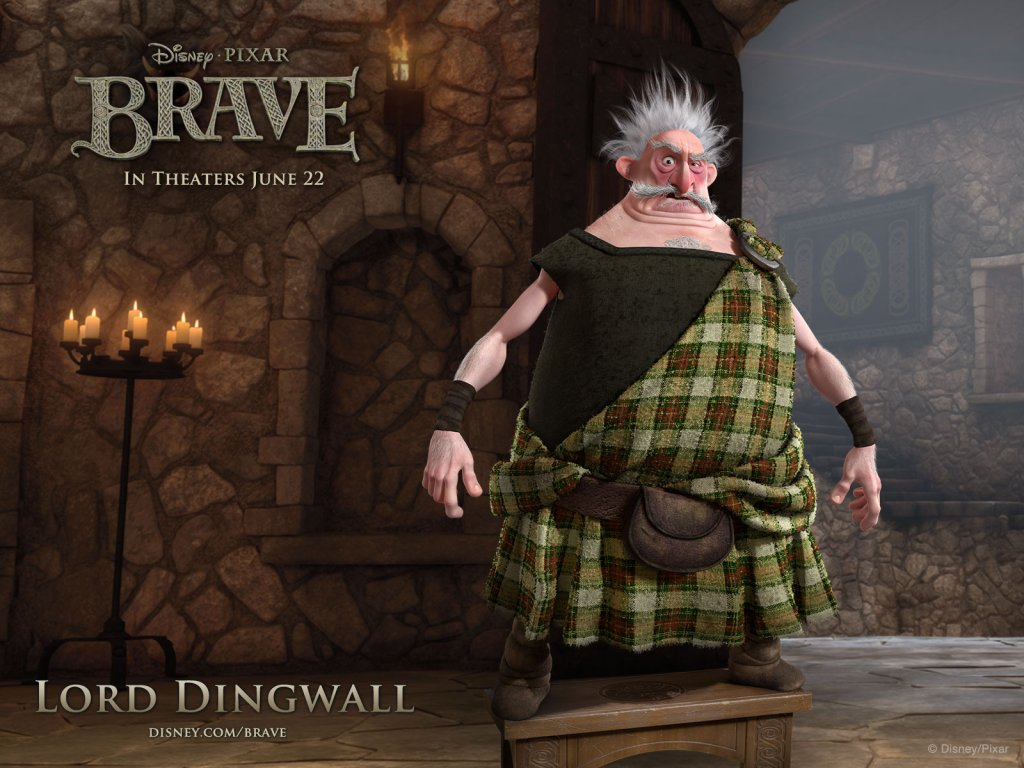 Disney wallpaper Lord Dingwall 1600x1200