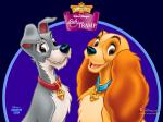 Lady and the tramp desktop