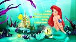 characters little mermaid