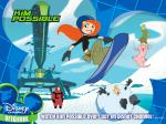 1024x768 Kim Possible-wallpaper