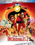 Incredibles 2 The Junior Novelization bluray